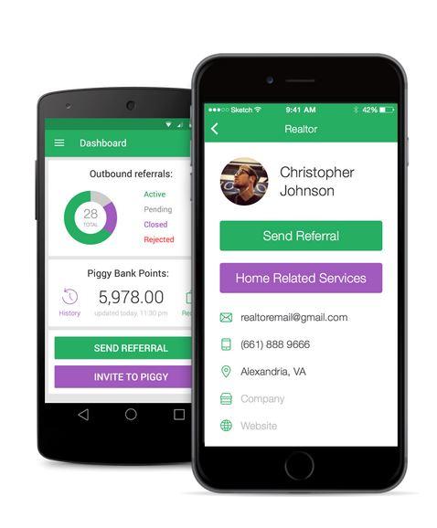 Real Estate App Review: Piggy Realtor