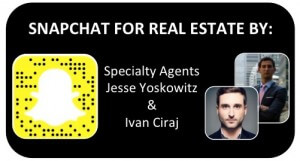 Uncovering the Mysteries of Snapchat by: Specialty Realtors
