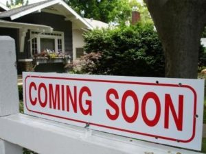 """Build Interest with """"Coming Soon"""" Real Estate"""