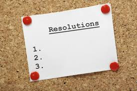 New Year's Resolutions for Real Estate Clients